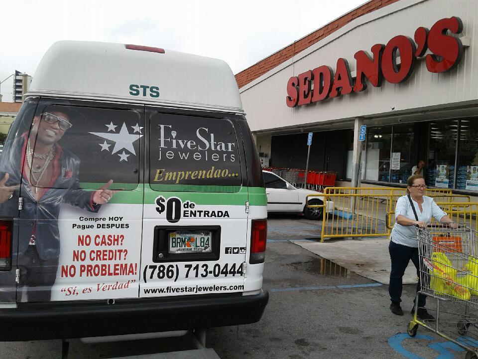 Ticket Planet transportation shuttle back wrap