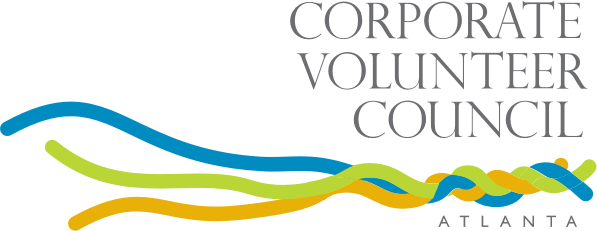 Corporate volunteer council logo