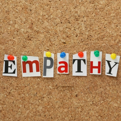 Solving the Mystery of the Missing Empathy