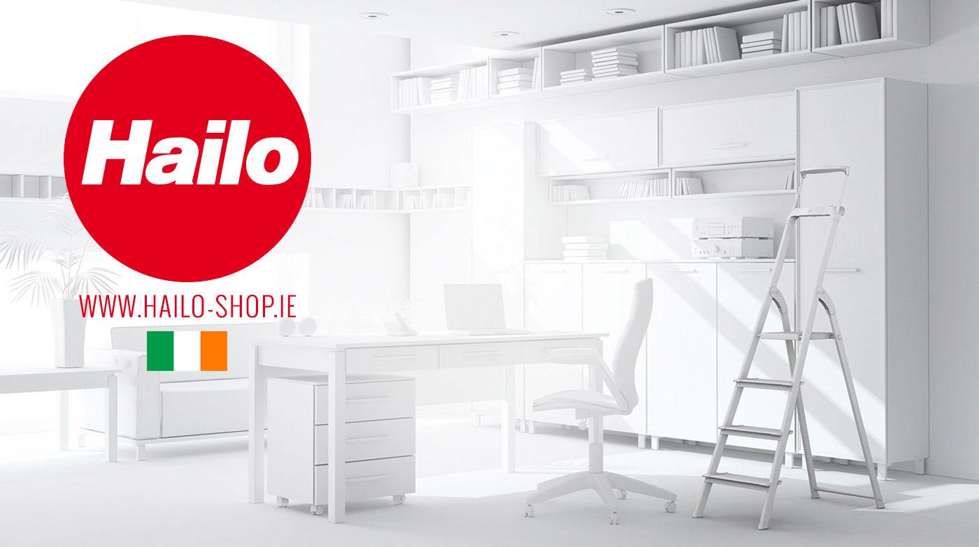 quality hailo shop ireland household ladders bins. Black Bedroom Furniture Sets. Home Design Ideas