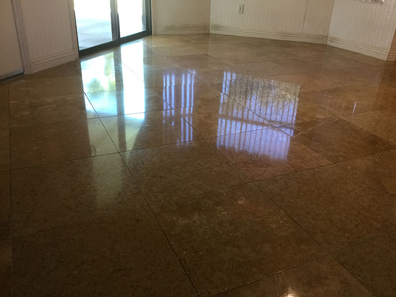 Travertine Polishing Chandler