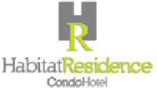 Habitat Residence Condo Hotel Logo