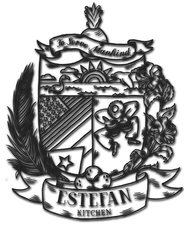 Estefan Kitchen client logo.