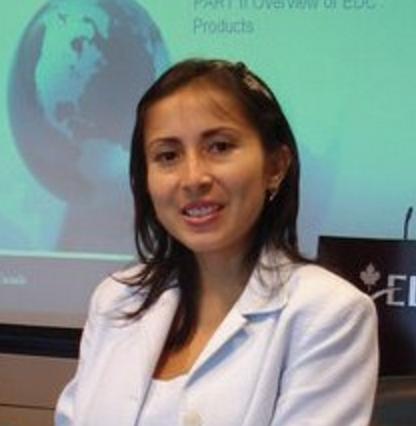 Johanna Pelay, MBA