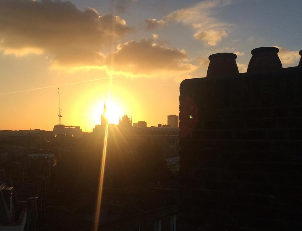 Our Roof Terrace in Kings Cross is back!