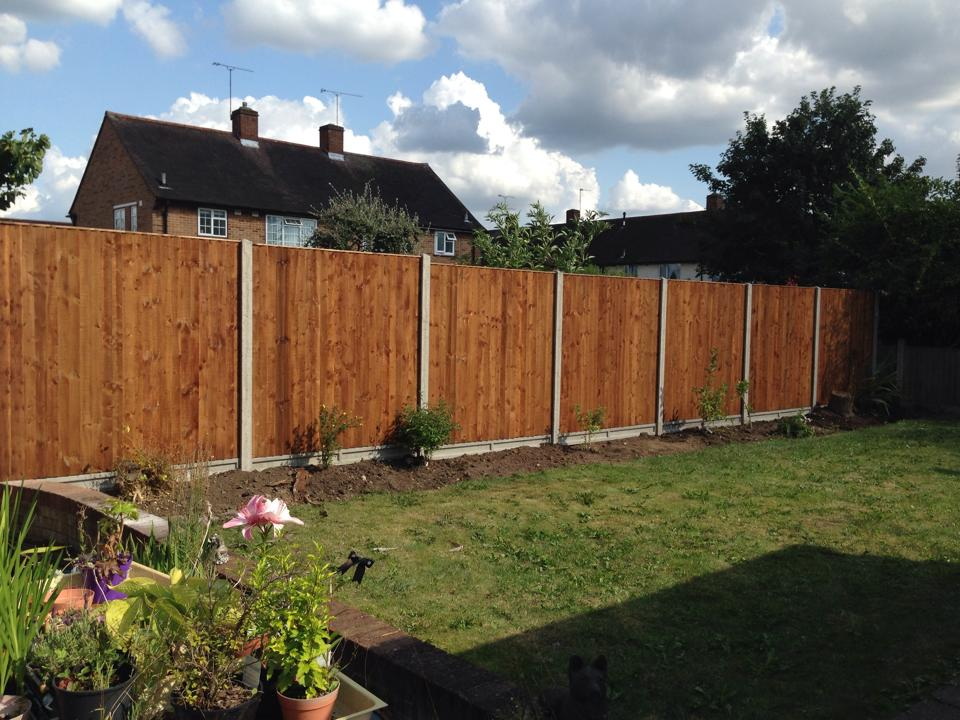 Fence Installers North London
