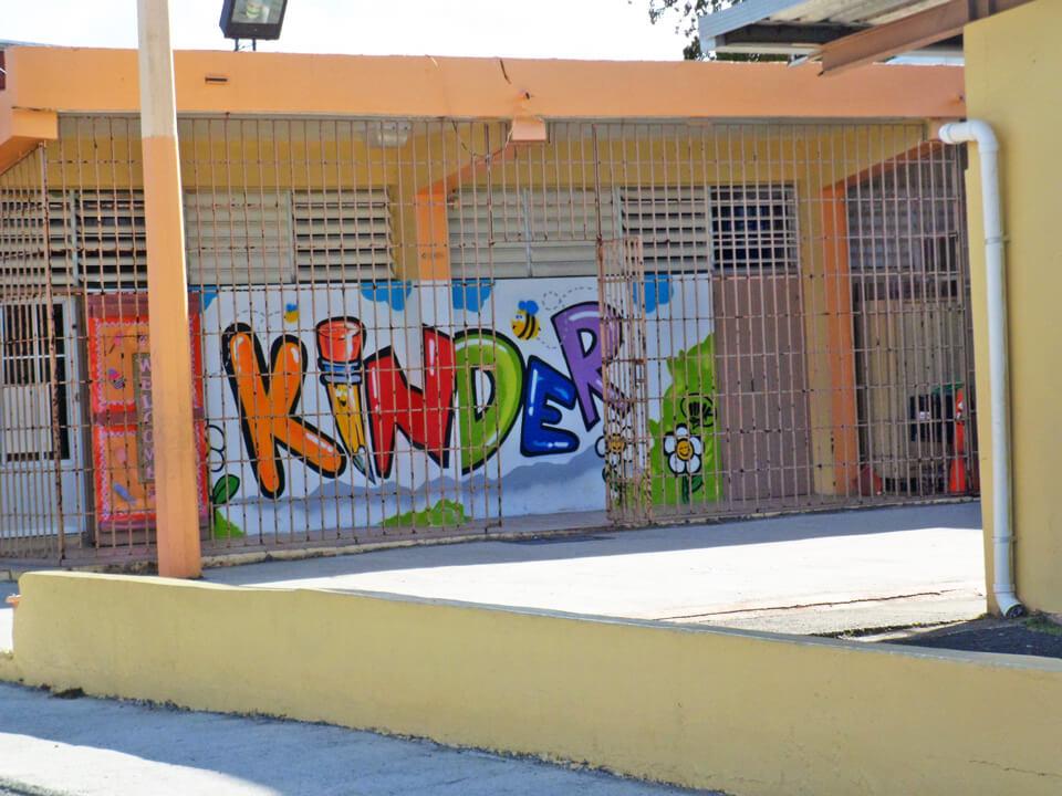 """La """"Ratonera"""", Urbanización Jardines de Country Club, Carolina, Puerto Rico."""