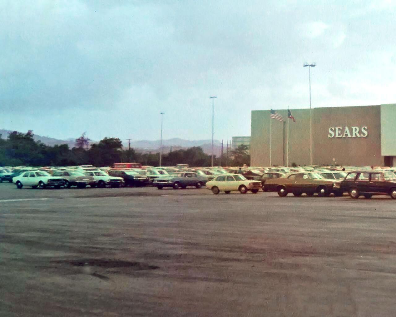 Sears, en el Centro Comercial Plaza Carolina, Carolina, Puerto Rico.