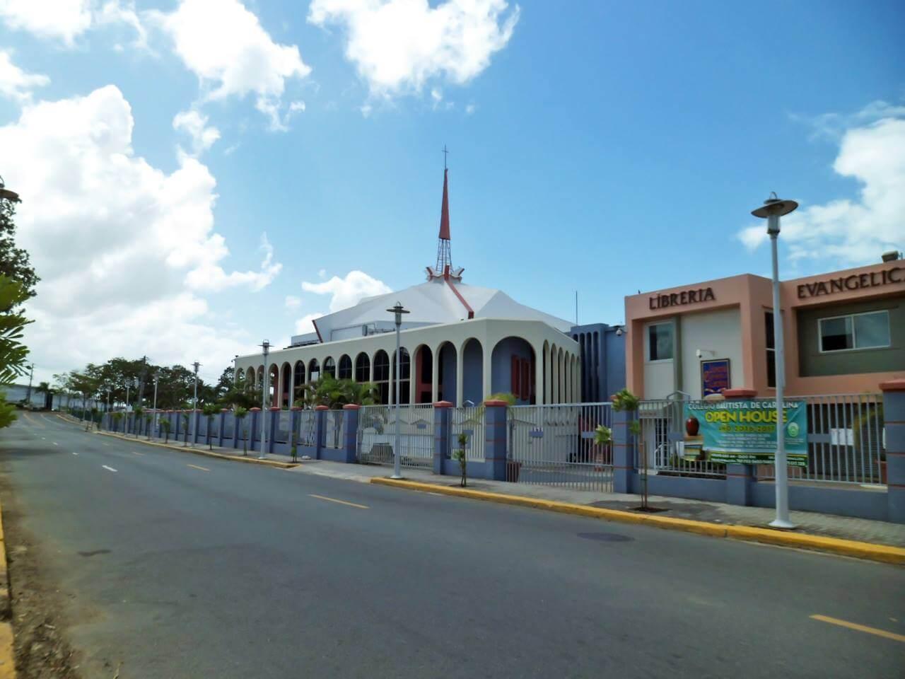 Iglesia Bautista de Carolina, Carolina, Puerto Rico.