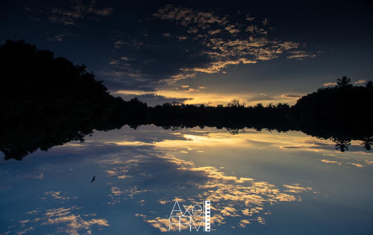 Laguna Blasina, foto de Axel RRM.