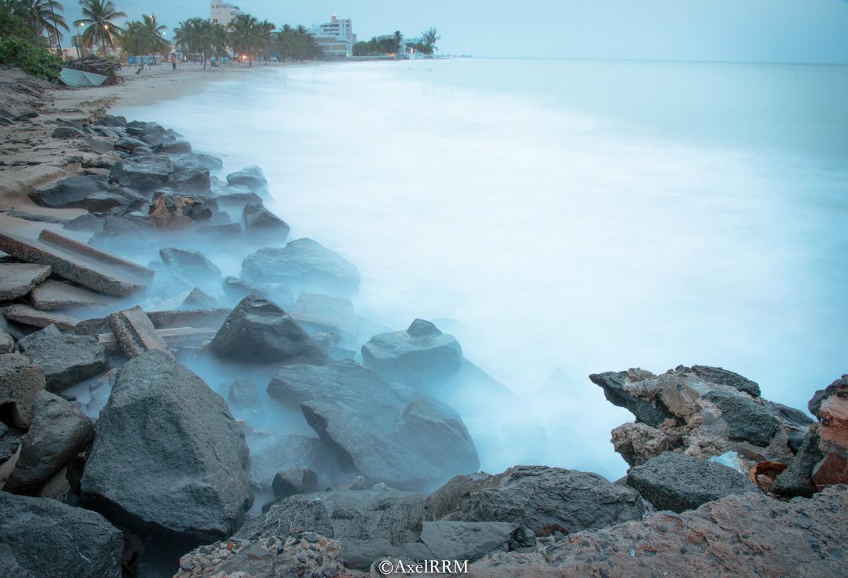 Ocean Park, San Juan, Puerto Rico. Foto de Axel RRM.