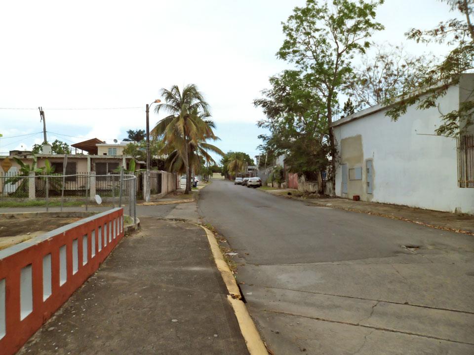 Country Club, Carolina y San Juan, Puerto Rico.