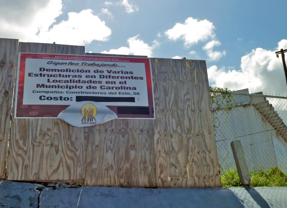 Central Azucarera Victoria, Carolina, Puerto Rico.