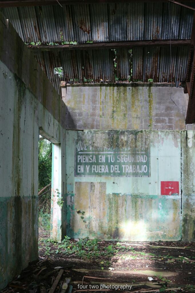 Central Azucarera de Canóvanas, Puerto Rico.