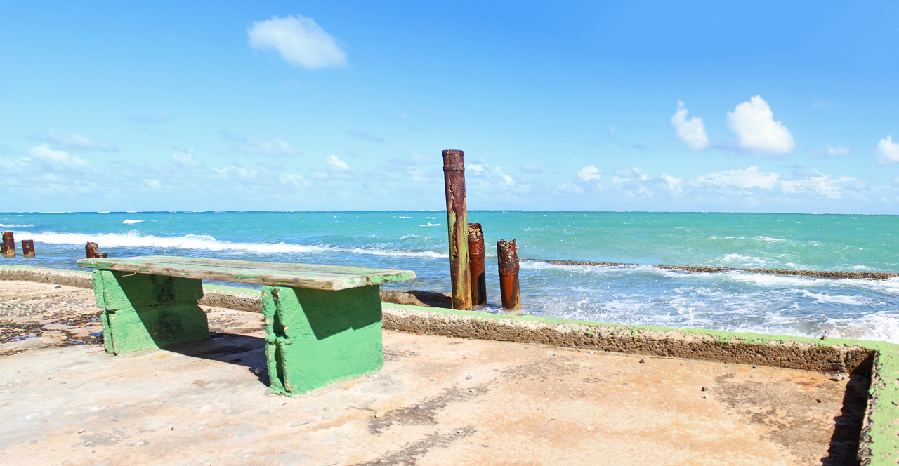 Punta Las Marías e Isla Verde, Carolina, Puerto Rico.