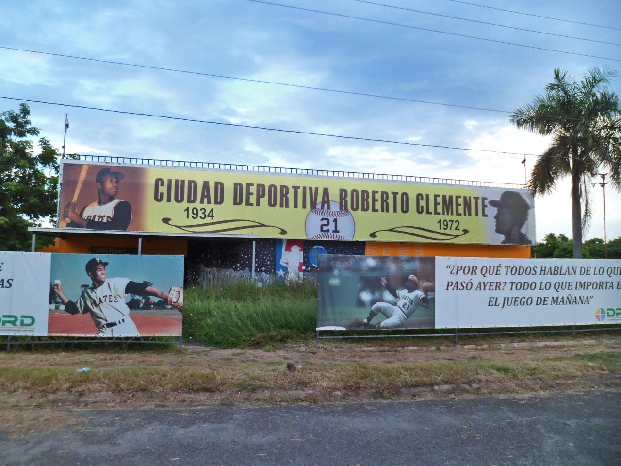 Ciudad Deportiva Roberto Clemente, Carolina, Puerto Rico.
