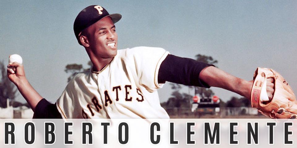Roberto Clemente Walker.