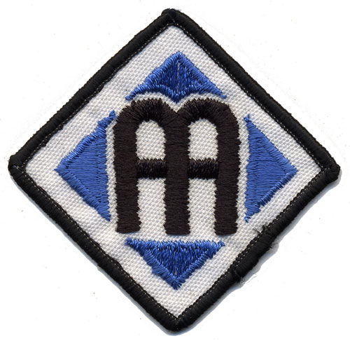Logo de la AMA (Autoridad Metropolitana de Autobuses), Puerto Rico.