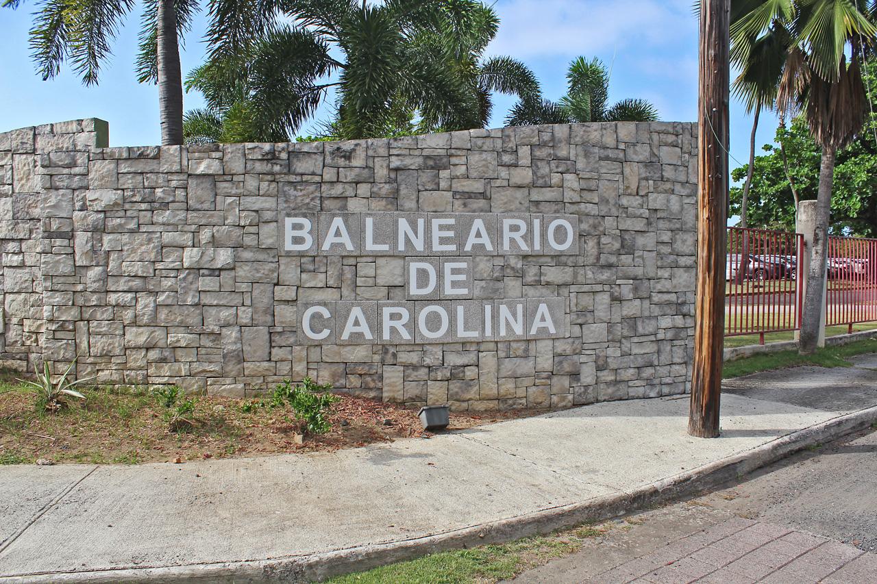 Playa Balneario de Carolina, Puerto Rico.