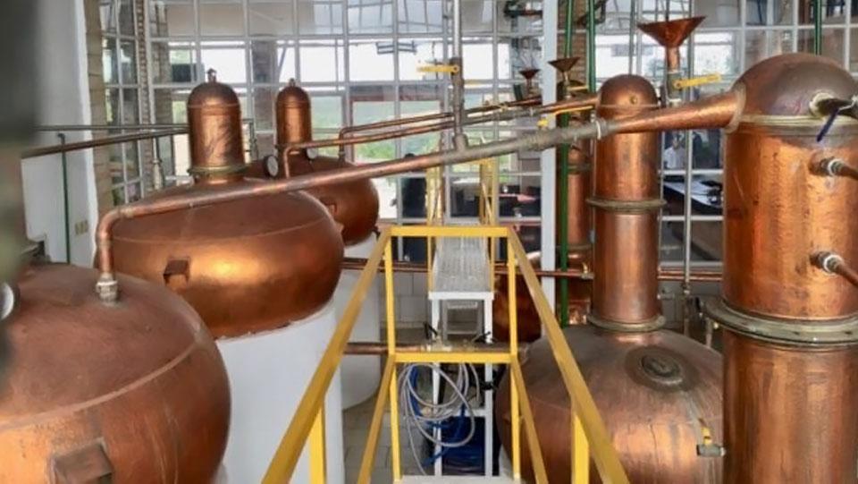 Factoría Azucarera Central Buenavista, Carolina, Puerto Rico.