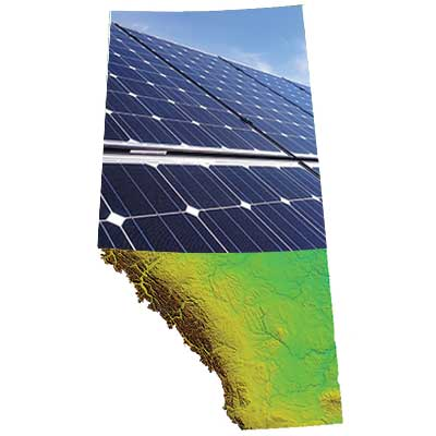 Solar energy services for Fort McMurray, Peace River and all of Northern AB.  Full service engineering, installation, and commissioning of solar panel systems.