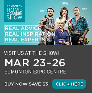 Edmonton Home and Garden Show 2017