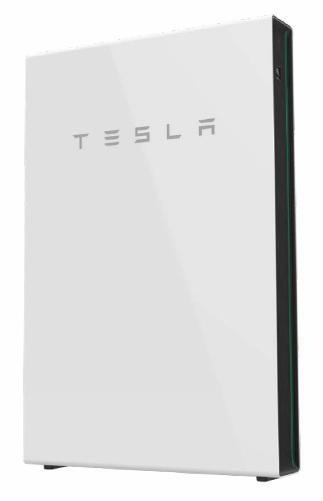 Tesla Powerwall 2 in Edmonton Alberta