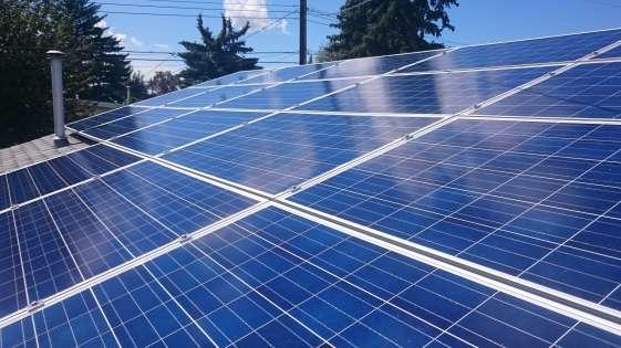 Residential solar panels Edmonton