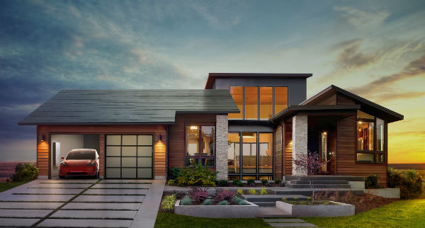 Tesla Solar Roof Shingles Alberta