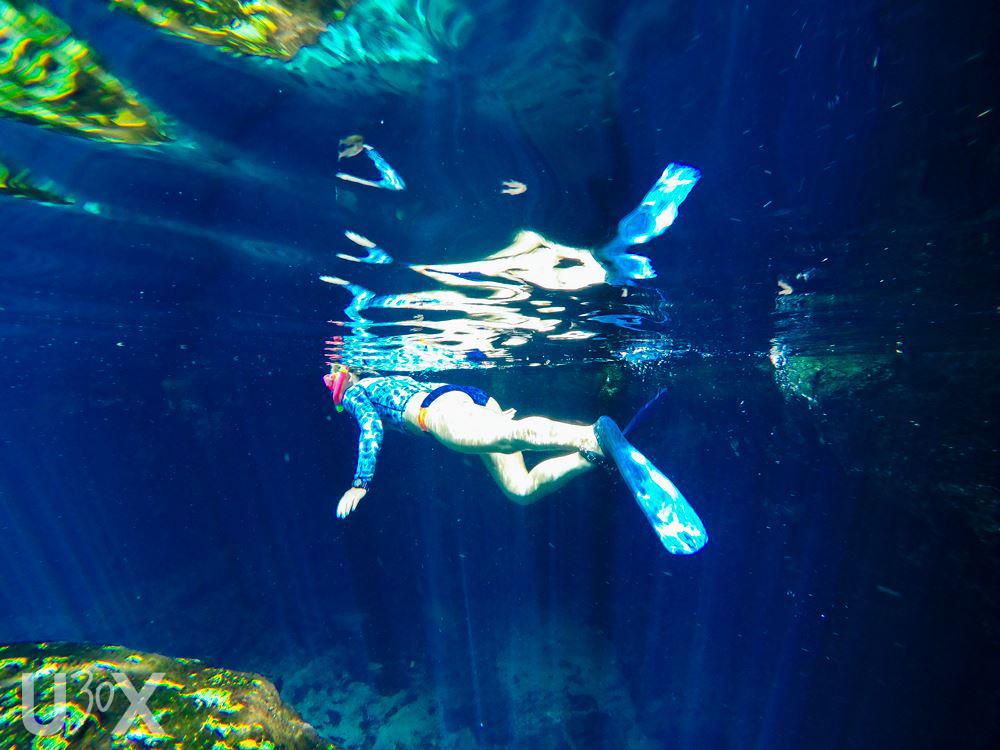 Snorkeling Tulum