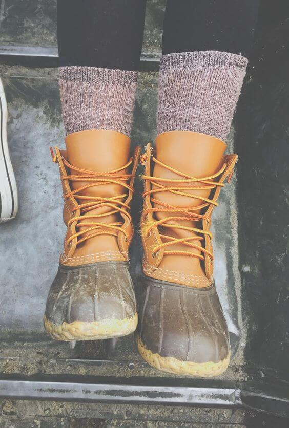 bean-boots