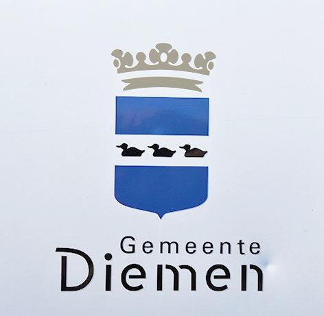 TC Groentechniek borstelt gemeente Diemen schoon!