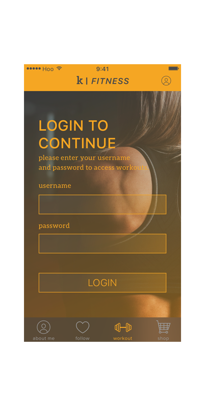 Illustration of how to add user login to a mobile app.