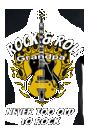 Men's Rock and Roll Custom T-Shirt logo