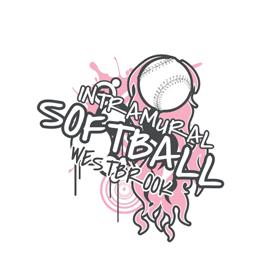 Softball Custom T-Shirt Logo
