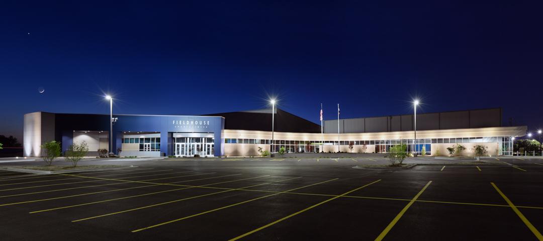 Fieldhouse Sportcenter Complete