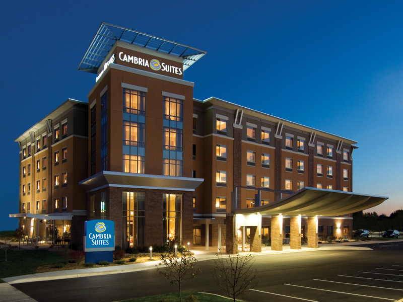 New Cambria Suites Projects