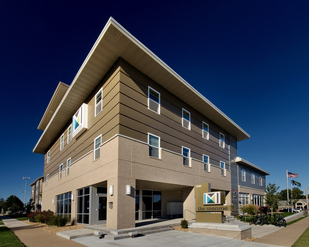 Monroe Project Achieved LEED Certification