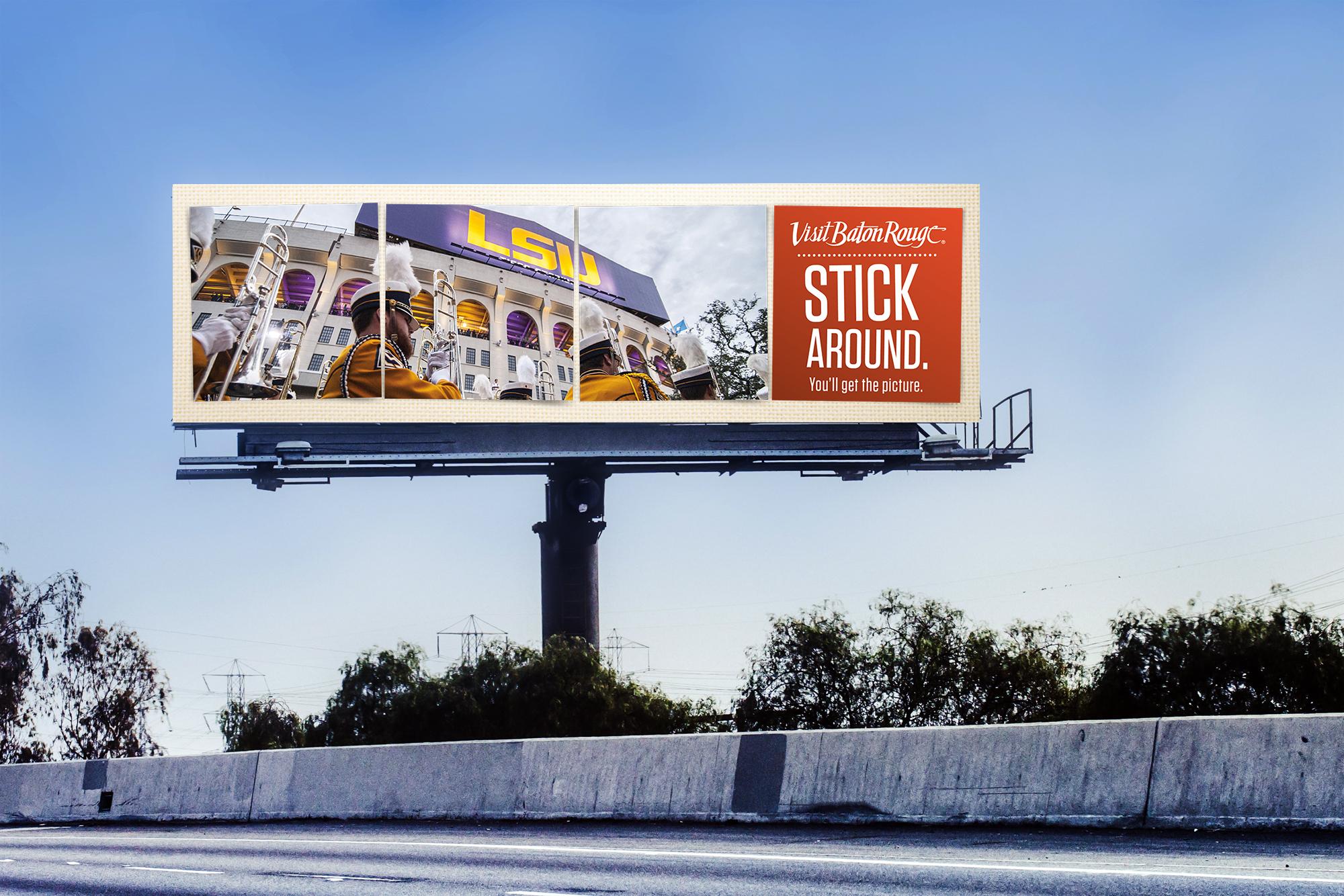 VBR: Billboard Mock 4