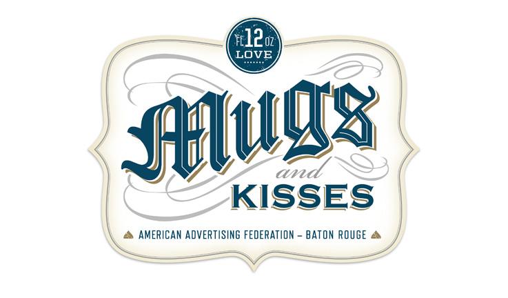 LOGOS: Mugs & Kissess