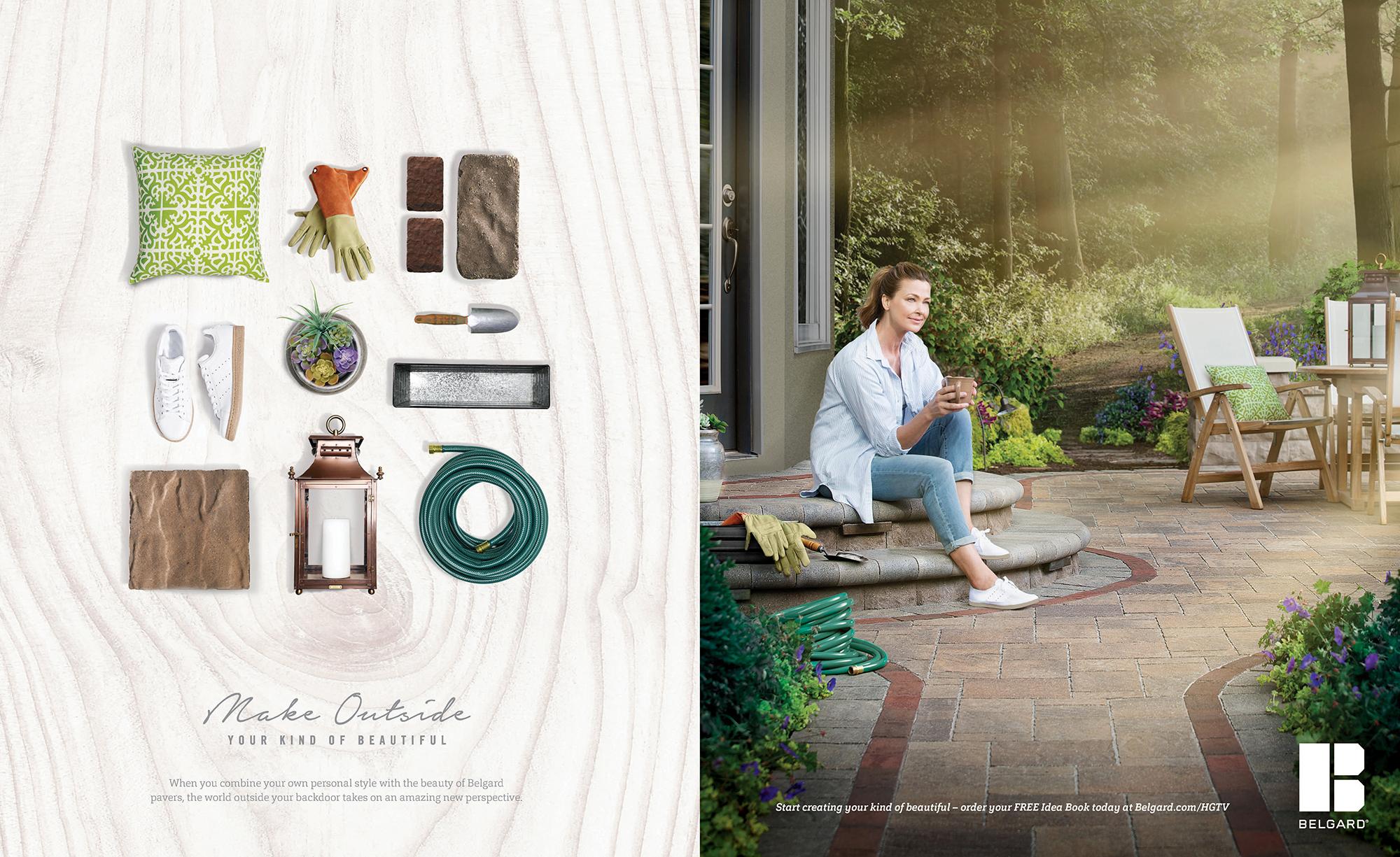 BEL: Knoll — Quiet Pride Print Ad