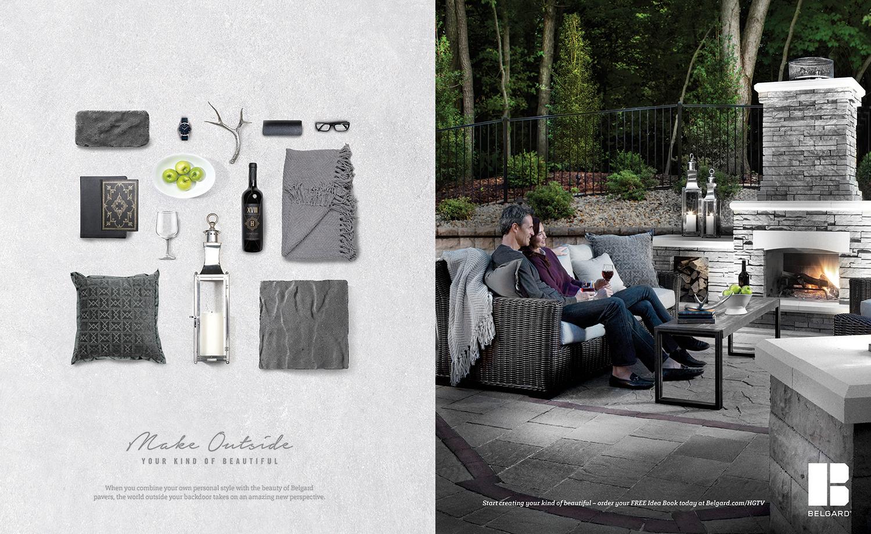 BEL: Knoll — Social Sig Print Ad