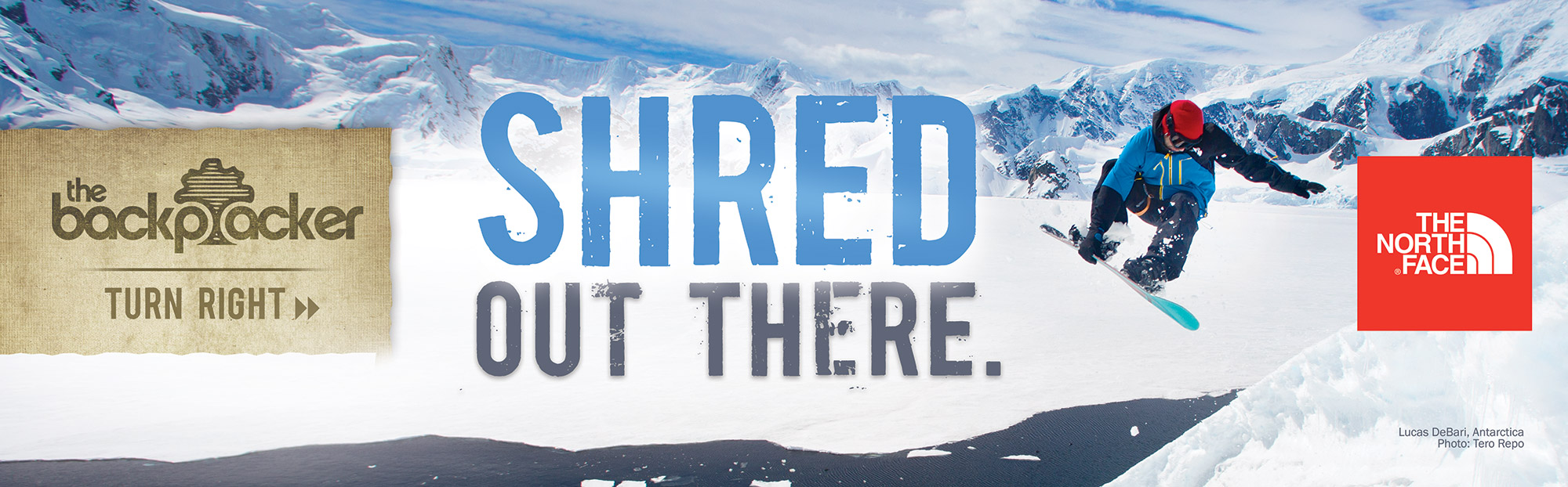 BCK: Billboard – Shred Out There