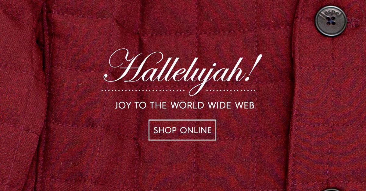 HAS: Hallelujah Banner