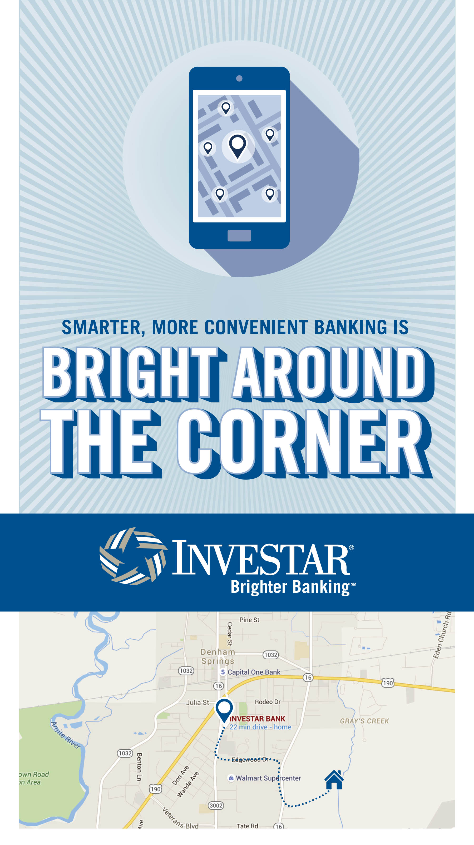 INV: Mailer Bright Around the Corner