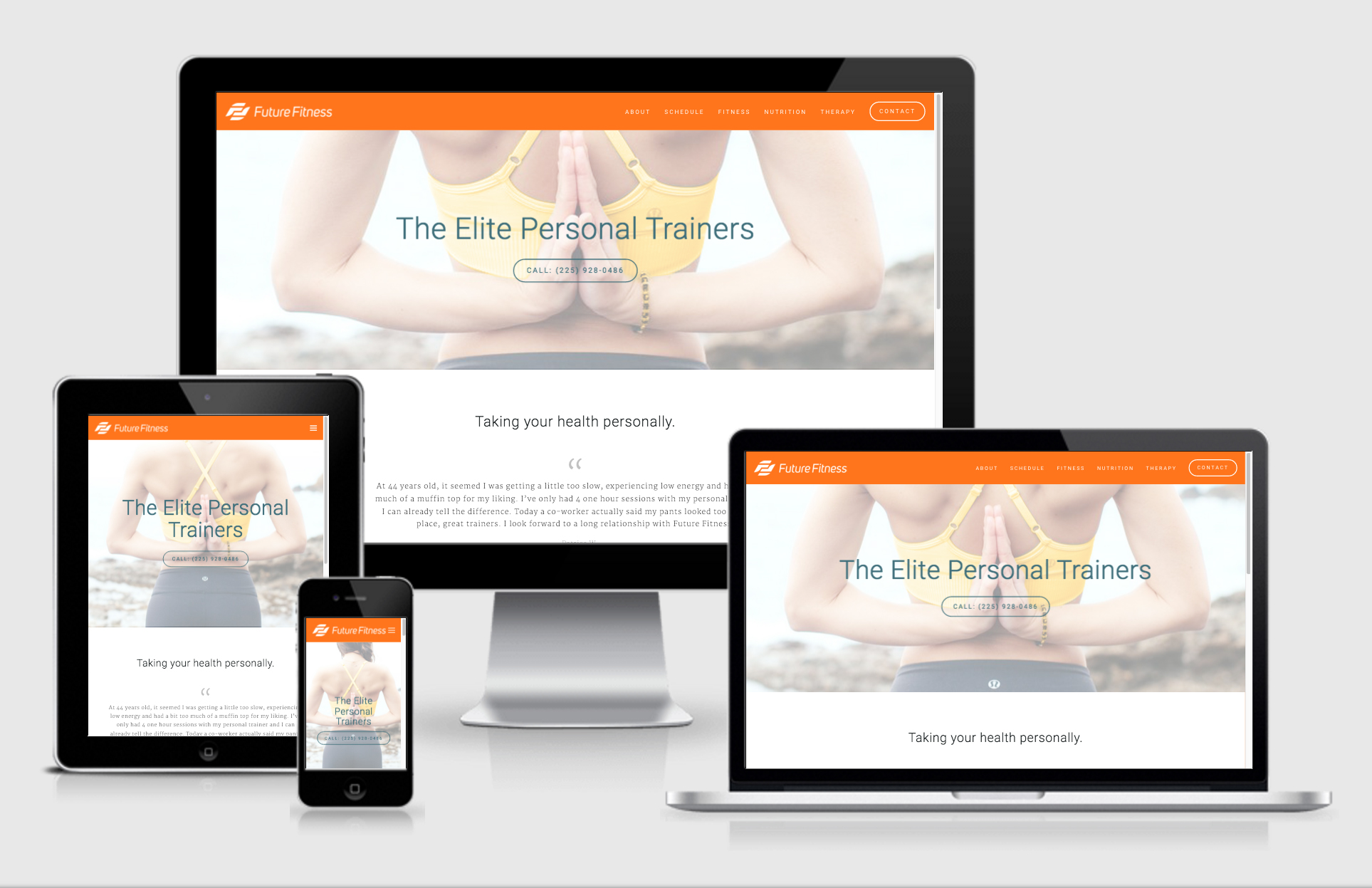 FIT: Website Design