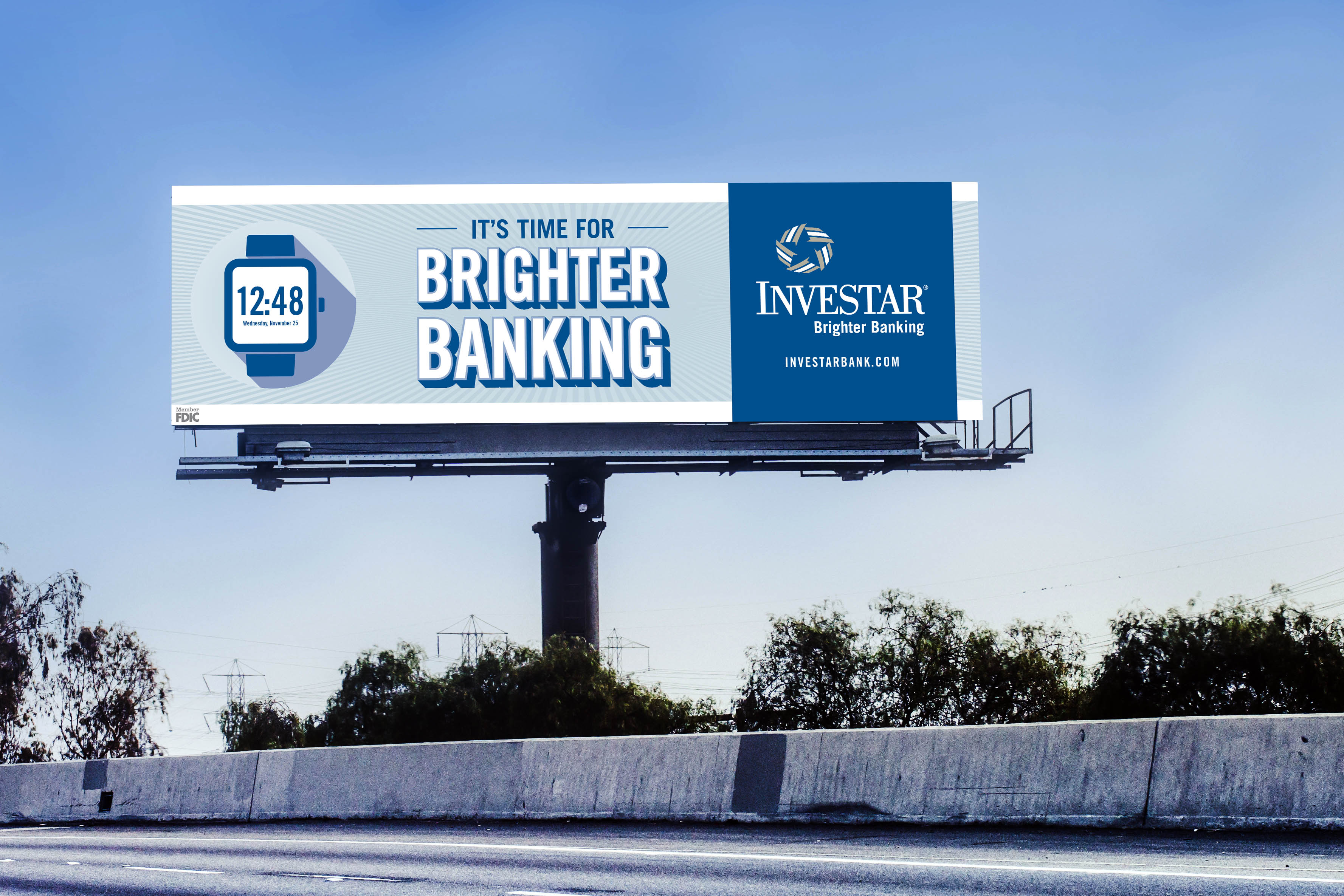 INV: Billboard — It's Time for Brighter Banking