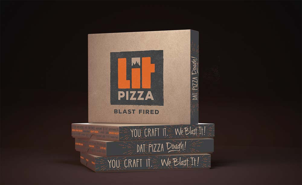 LIT Pizza