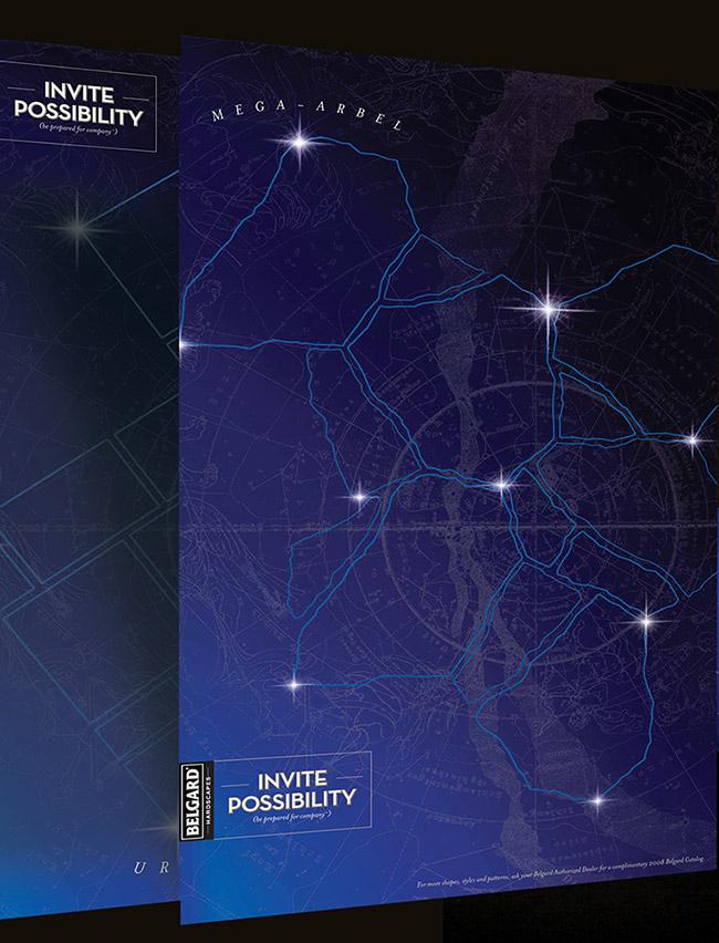 BEL-INV: Constellation Poster