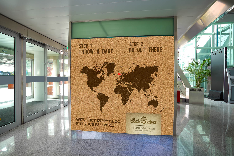 BCK: Worldmap Mockup